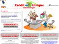 Crédit Unique : le crédit unique pour vous simplifier vos crédits