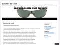 Lunettes De Soleil : derni�res tendances en mati�re de lunettes de soleil