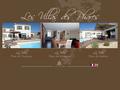 Les Villas des Phares : villas meublées à louer sur l'Ile de Ré près de la plage et de la mer
