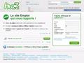Huzz : moyen innovant de diffusion de CV pour demandeurs d'emploi et consultants RH