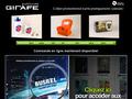 Publicité Girafe : articles promotionnel et cadeaux personnalisés à prix coûtant sur Montréal