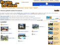 Promo Location : petites annonces de location de vacances multi diffusées grâce au flux RSS
