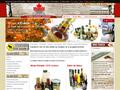 Kanata : boutique de produits d'épicerie fine du Canada - sirop d'érable et bières québécoises
