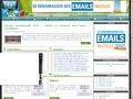 The Site Oueb : informatique généraliste avec faq, infos, forum et liens de téléchargements