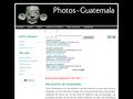 Photos Guatemala : différents lieux au Guatemala via des diaporamas de photos magnifiques