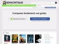 Sens Critique : opinions au sujet du cinéma, series TV, musique, littérature et jeux vidéos