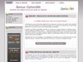 Bonus OptionBit :  trader simplement sur les marchés financiers avec les option binaires - trading