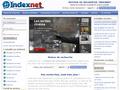 Index-Net : moteur de recherche des sites web francophones et portail de services gratuit
