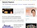 Saturne Voyance : voyance en ligne, par téléphone ou par sms