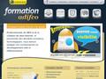 Formation Adifco : centre de formation au PHP et MySQL pour les webmasters - financement DIF