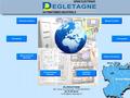Ets Degletagne : génie électrique, automatisme industriel, réseaux informatique et thermographie