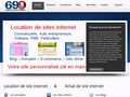 69s : location et cr�ation de site internet vitrine