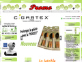 Cigartex International : cigarettes, cigares et pipe électroniques sans tabac ni produits toxiques
