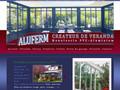 Aluferm : spécialiste dans la menuiserie aluminium et PVC - vérandas, porte fenêtre et volets