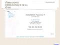 Permanence Lausanne : permanence ostéopathique de la Gare à Lausanne en Suisse - sept jours sur sept