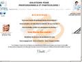 Izitel Services : secrétariat professionnel et privé, saisie de courrier, phoning et télémarketing