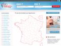 Allo Dentiste : annuaire des dentistes de France conventionnés ou non par ville et département
