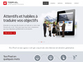 Too Pixel : agence de communication basée à Genève - création de logo et conception de site