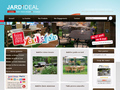 Jardideal : salon et mobilier de jardin en teck, résine tressé, en pierre naturels ou en aluminium