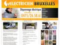 Electricien Bruxelles : aménagement d'une installation électrique ou réparation de votre système défectueux