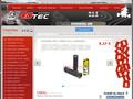 Odtec : vente de pièces détachées et accessoires pour quad cross de compétition
