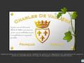 Charles De Vallière : exploitant viticole, présente ses vignes et son vignoble - vin de Bourgogne