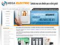 Mega Electric : installation de syst�me de parlophone ou de vid�ophonie - devis gratuit