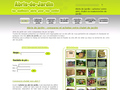 Abris de Jardin : sélectionner votre chalet ou abris de jardin grâce à notre moteur de recherche