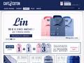 Café Coton : chemise homme de luxe à prix discount par un professionnel de la chemise