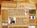 The Piercing : piercings de qualité avec un grand choix de style à prix imbatables