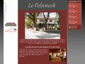 Felseneck : maison d'hôtes de caractère,sous le château de Ferrette prés de Bâle en Suisse