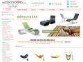 My Cocooning : produits tendance pour votre appartement ou jardin - mobilier de jardin en bois
