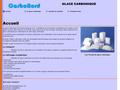 Carbonord : fabrique et commercialise de la glace carbonique - livraison dans le nord de la France