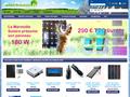 Electrosun : distributeur d'équipement en énergie renouvelable - domotique et Led