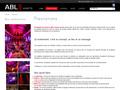Able Events : entreprise �v�nementiel � Lyon - solutions de son, vid�o, lumi�re, structure ou sc�ne