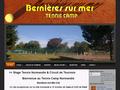 Normandie Tennis : stage de tennis pour l'été ou circuit de matchs de tennis en Normandie