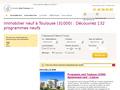Immobilier Neuf Toulouse : achat d'appartement neufs ou de maisons neuves à Toulouse