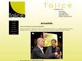 Talice : solutions en mobilité, traçabilité, identification et radio-fréquence