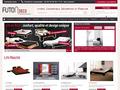 Futon Deco : série complète de lits, banquettes, chaises ou autres accessoires - linge de lit