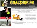 Goal Shop : magasin de sports spécialisé pour les gardiens de but - vêtements et accessoires
