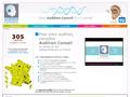 Audition Conseil : aides audionumériques, réveil vibrant, bouchons anti-bruits et montres vibrantes