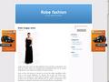 Robe Fashion : sélection de robes longues et de robes courtes pour les soirées et les longues journées d'été