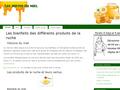 Vertus du Miel : le miel comme remède de grand-mère - gelée royale, propolis et venin