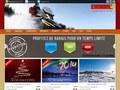 Aventures Nouvelle France : motoneige au Canada
