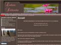Lotus D�tente : modelages, proth�sie ongulaire, soin du visage et p�trissages amincissants