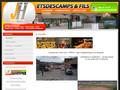 Ets Descamps & Fils : bois de chauffage,  bûches compressées et charbon anthracite à Nivelles