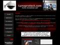 Lynx Protect : sp�cialiste et installateur en vid�osurveillance - Nord-Pas de calais et Wallonie