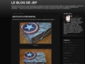 The Blog Of Jef : tableaux au crayons aquarellables, gravure sur verre, miroir ou platre