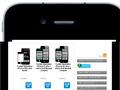 Réparation Iphone : réparation rapide de votre Iphone 4 - vitre tactile et retina