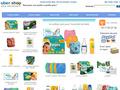 Ubershop : objets de première nécessité pour bébé - chambre, alimentation et jouets